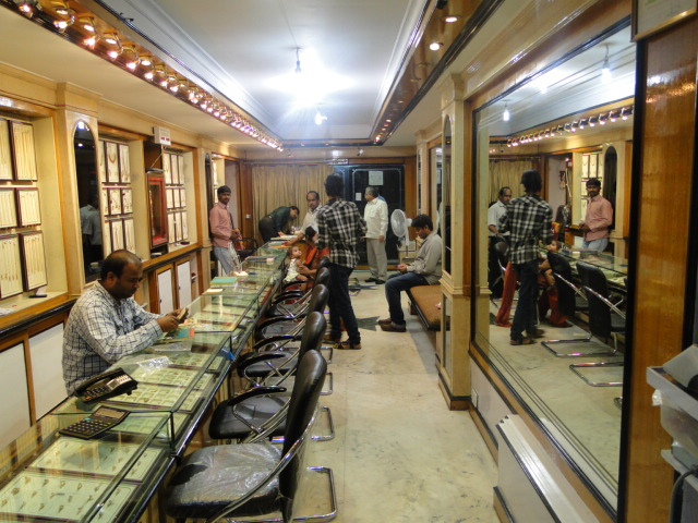 Sri Balaji Jewellers Abids, Hyderabad